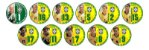 Time de Botão Seleção Brasileira  campeã 1994 - Imagem 4