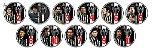 Time de botão  Atlético Mineiro Histórico - Imagem 2