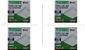 Kit 4 Paineis de led Taschibra 18W Lux quad sob 6500K BR - Imagem 1