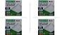 Kit 4 Paineis de led Taschibra 24W Lux quad sobr 6500K BR - Imagem 1