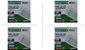 Kit 4 Paineis de led Taschibra 18W Lux quad emb 6500K BR - Imagem 1