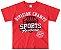 Camiseta infantil menino vermelha - Imagem 1