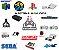 Vídeo Game Retrô Raspberry Pi3 Com Recalbox 2 Controles 32gb - Imagem 2