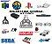 Vídeo Game Retrô Raspberry Pi3 Recalbox 64gb Controle Ps3 - Imagem 2