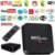 Smart TV Box MXQ  4K Pro Preto - Imagem 1