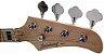 Contrabaixo 4 Cordas Strinberg Jazz Bass JBS50 Passivo - Marrom - Imagem 2
