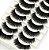 Caixa com 10 pares de Cílios Postiços E20 - Imagem 2