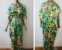 Vestido-Túnica Longo Floral P  - Imagem 1