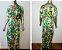 Vestido-Túnica Longo Floral P  - Imagem 3