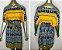 Vestido-Túnica Curto Indiano Tam Único - Imagem 4