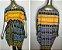 Vestido-Túnica Curto Indiano Tam Único - Imagem 6