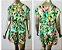 Conjunto Blusa e Bermuda Floral Tam P/M - Imagem 2