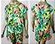 Conjunto Blusa e Bermuda Floral Tam P/M - Imagem 1