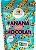 Snack de Banana com Chocolate 77% Monama Vegano Orgânico 50g - Imagem 1