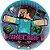 Prato de Papel -  Minecraft  - 12 unidades - Imagem 2