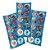 Adesivo Redondo - Superman - 03 cartelas - Imagem 1