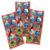 Adesivo Redondo Smurfs - 03 Cartelas - Imagem 1