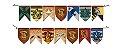 Faixa de Feliz Aniversario Decorativa Harry Potter - Imagem 1