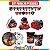 Kit Festa Ladybug - Miráculos - 24 pessoas - Imagem 1