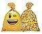 Sacola Plástica Surpresa - Emoji - 08 unidades - Imagem 1