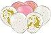 Balão Especial 9 Polegadas - Unicórnio Magic - 25 unidades - Imagem 1