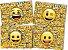 Painel 4 Folhas - Emoji - Imagem 1