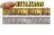 Franjas Metalizadas - 5 metros - Imagem 1