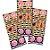 Adesivo Redondo - Flamingo - 03 cartelas - Imagem 1