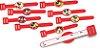 Convite Pulseirinha Vip - Mickey Mouse - 08 unidades - Imagem 1