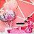 Balão Látex 11 Polegadas - Flamingo - 05 unidades - Imagem 2