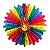 Enfeite Circulo Colorido - Fogueira - Imagem 1
