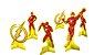Decoração de Mesa - Flash - 08 unidades - Imagem 1