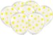 Balão Latéx - Neon Branco com Amarelo - 25 Unidades  - Imagem 1