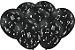 Balão látex 9 Polegadas -Musical - 25 unidades - Imagem 1