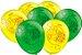 Kit Decoração Festa - Chaves 25 Balões + 40 Forminhas Doces - Imagem 2