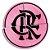 Painel 4 Folhas Decorativo - Flamengo Rosa - Imagem 1