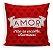 Almofada 30 x 30 - Amor - Imagem 1