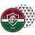 Prato de Papel Fluminense - 08 unidades - Imagem 1