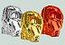 Decoração Plástica do Homem de Ferro - Vermelho - Imagem 1