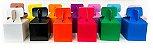 Caixa Cubo Para Lembrancinha - Azul Claro - Imagem 1
