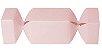 Caixa Bombom com 10 unidades - Rosa Bebê - Imagem 1