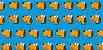 Tecido  -  Cachorro fd azul - Imagem 2