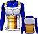 Rashguards Vegeta Dragon Ball Z - Imagem 1