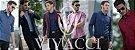 Camisa Social Masculina Vivacci Atacado - Imagem 23
