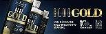 Salvatore Blue Gold Escova Progressiva 2x 1L + Shampoo Oless 300ml - Imagem 3