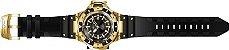 Relógio Invicta Akula 31885 Automático 52mm Banho Ouro - Imagem 3