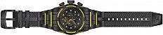Relógio Invicta Reserve 25232 Jason taylor Mostrador Preto Movimento Suíço - Imagem 2