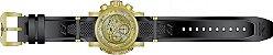 Relogio Invicta 19326 S1 Rally 52mm Banh Ouro 18k Fundo Texturizado Dourado - Imagem 3