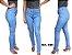 Calça Jeans Feminina com Bolso utilitário na Lateral   - Imagem 7
