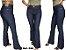Calça Jeans Feminina Flare Cintura Alta - Imagem 1